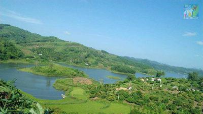 Hồ Cấm Sơn Bắc Giang