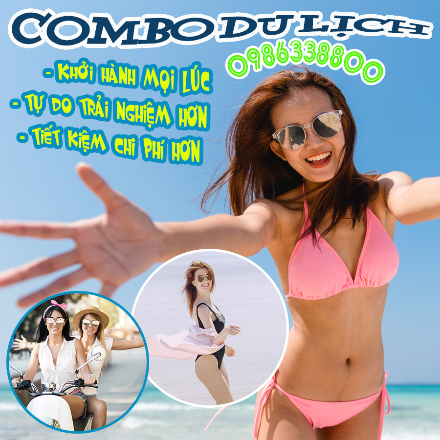 Combo du lịch Việt Nam