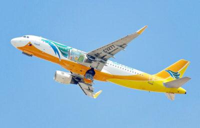 Vé máy bay Cebu Pacific