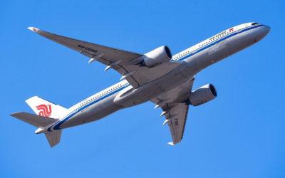 Vé máy bay Air China