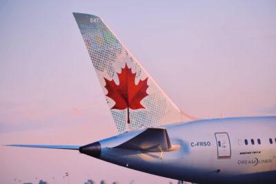 Vé máy bay Air Canada