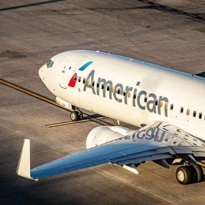 Vé máy bay American Airlines