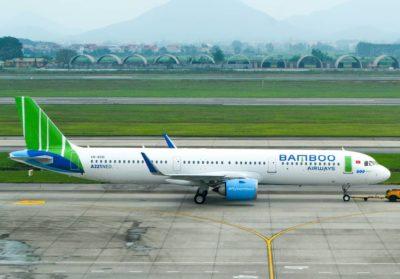 Vé máy bay Bamboo Airways