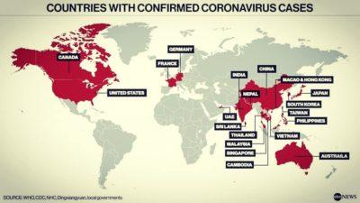 Virus Corona Trung Quốc